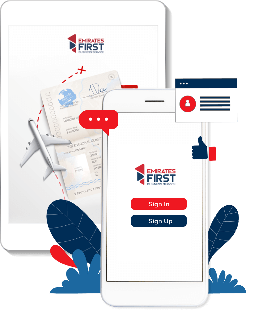 eFirst mobile app